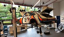 Besuch im Porsche Museum Stuttgart