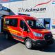 Übergabe Ford Transit an Freiwillige Feuerwehr Ilsede