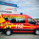Übergabe eines weiteren  Ford Transit an die Feuerwehr der Gemeinde Ilsede