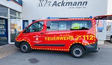Feuerwehr Ford Transit